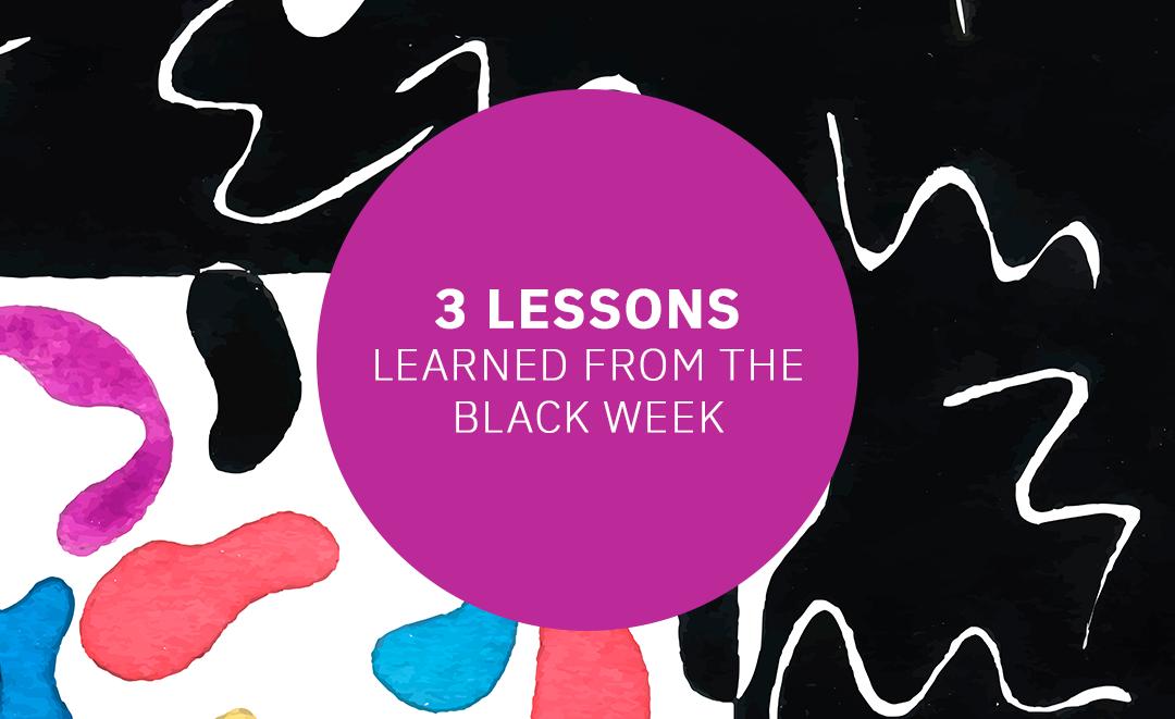 Lessons-Black-Week