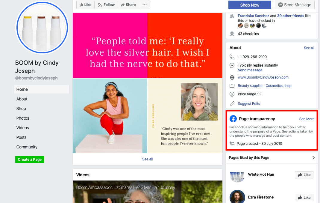 facebook-page-transparency