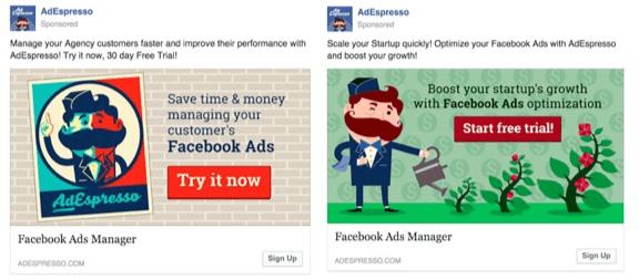 facebook ads value proposition
