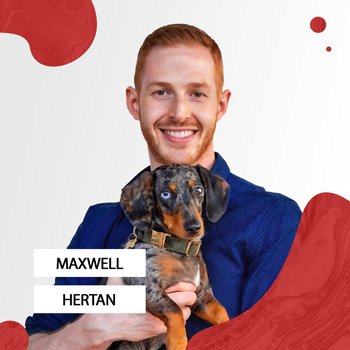 #48 Maxwell Hertan – Working Once A Week While Managing 200+ Clients