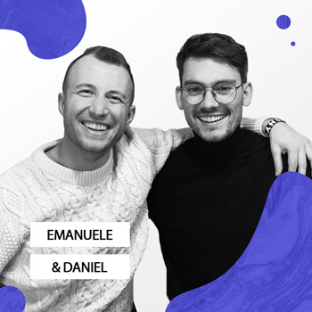 #52 Emanuele Maragno & Daniel Bidmon  – $5M Black Friday Secrets: Automation Rules, Ads, Offers, Mistakes & What To Do In 2021